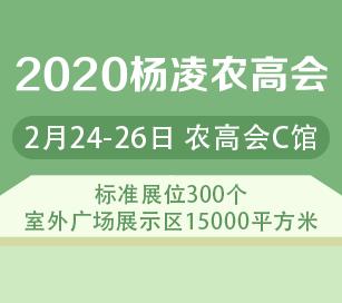 2020杨凌农高会