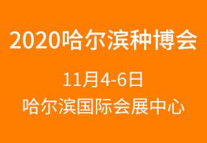 2020哈尔滨种博会