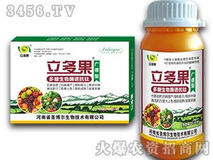 广谱专用叶面肥-多糖生物酶诱抗肽-立多果-圣博尔