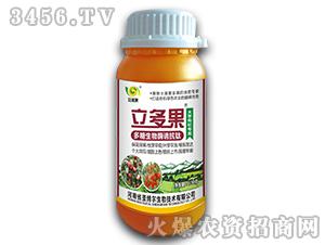 大枣枸杞专用叶面肥-多糖生物酶诱抗肽-立多果-圣博尔
