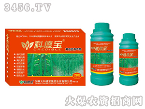 黄瓜豆角专用营养增产调理剂-科德宝