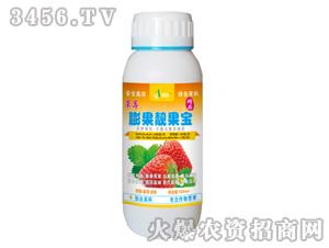 草莓专用大量元素浓缩肥-膨果靓果宝-浩达