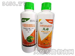 1.8%辛菌胺醋酸盐+高效橙皮精油-卓克溃-柯依之绿