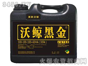 矿源平衡肥100-100-100+60HA+30FA-黑金生根-沃鲸