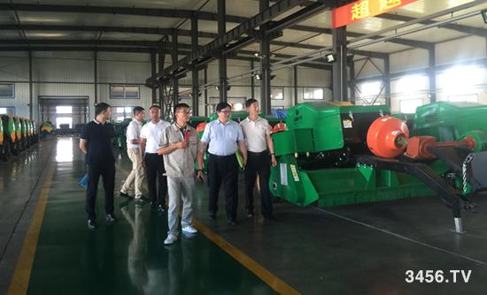 中国农机学会再次组织专家赴吉林进行调研