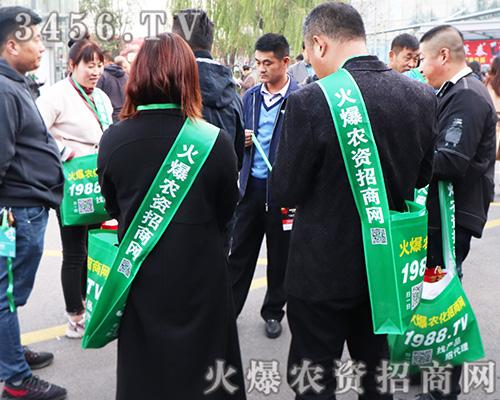 3456.TV宣传团队奋战在2019山东植保会第一线