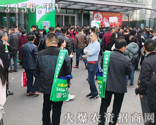 名企荟萃、万商云集!3456.TV助力2019山东植保会!
