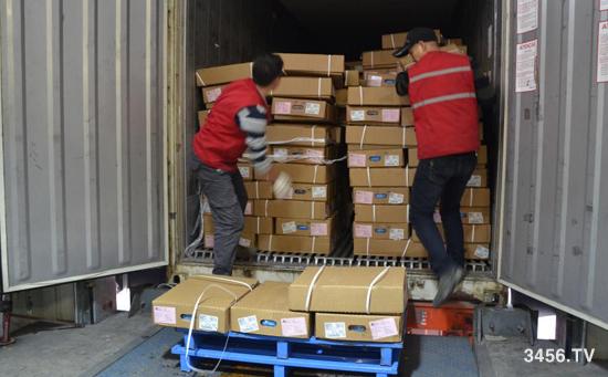 国禽肉产品春节前在西郊国际口岸 正式回归中国市场