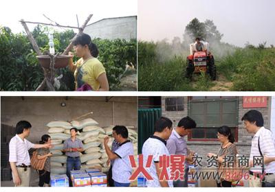 在北景乡西里村,阎家庄乡东陈翟和楚侯乡仁里三个试验示范基地,了解