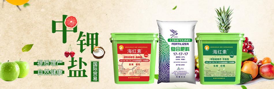 中钾盐国际贸易(深圳)有限公司