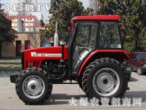 江苏-654型拖拉机