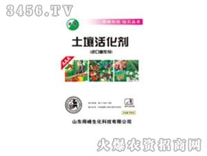 得峰冲施肥--D608761土壤活化剂