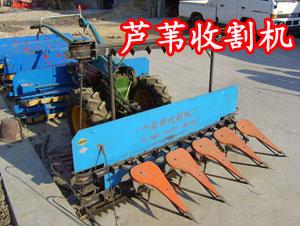 泰盛芦苇收割机