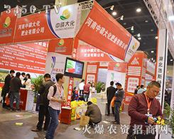 河南中磷大化肥业闪亮登陆2016郑州肥料会