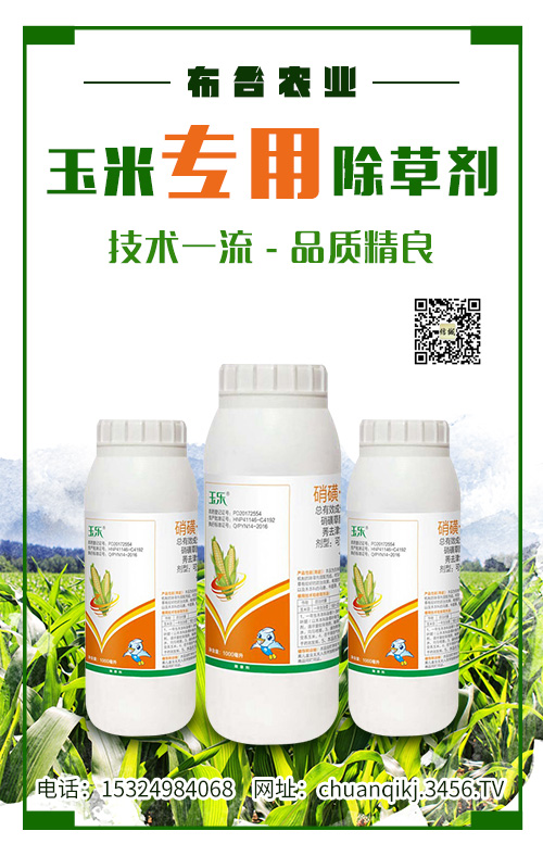 玉米天除草剂有哪些 玉米田除草剂常用产品介绍