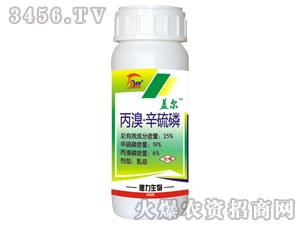 德力生物-盖尔-25%丙溴辛硫磷