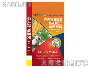 沃夫特硝基肥(含氯(中氯)-硝态氮含量≥8%)