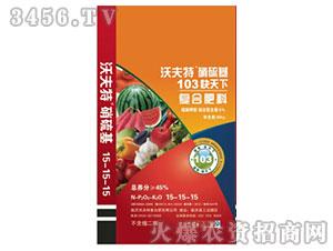 沃夫特硝硫基肥(硫酸钾型-含硝态氮≥5%)