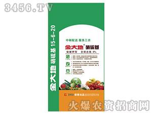 金大地硝基肥果树蔬菜型(15-6-20)
