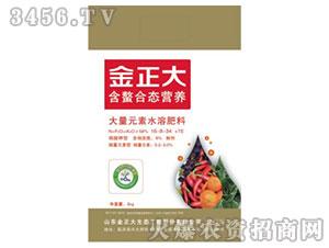 金正大硫酸钾型水溶肥16-6-34+TE