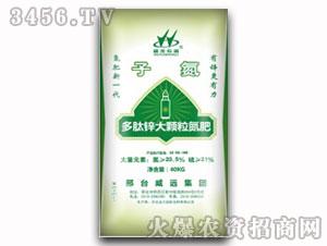 多肽锌大颗粒氮肥-子氮