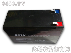 电动喷雾器电池12V8AH
