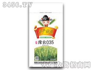 小麦种子-豫农035