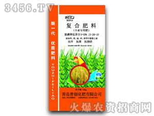 复合肥料15-20-10(小麦专用肥)