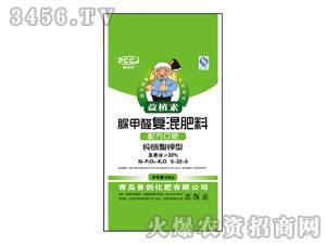 脲甲醛复混肥料5-22-5-益植素