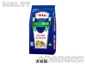 5%二嗪磷药肥(大田型