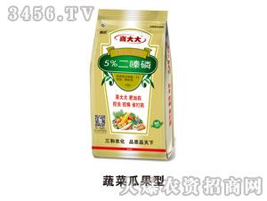 5%二嗪磷药肥(蔬菜瓜