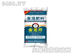 复混肥料20-10-5