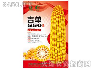 吉单550(玉米种子)-吉农