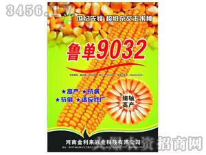鲁单9032-玉米种子-金利来