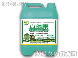 瓜类专用多糖生物酶诱抗肽冲施肥-立多果