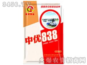 中优838(小麦种子)-皖农种业