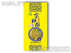 水稻种子-金粳18-三好种业