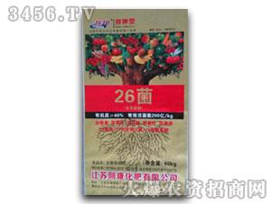 生物菌肥-26菌-苏邦