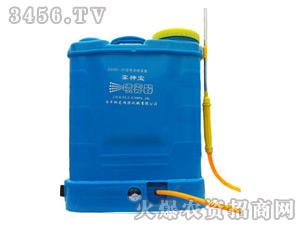 智能高压充电农用背负式电动喷雾器调速双开关喷雾器-驰龙