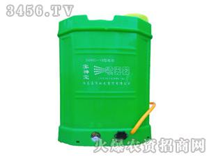 新款高压充电农用背负式电动喷雾器18L调速双开关喷雾器-驰龙