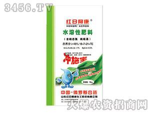 水溶性肥料16-7-21+TE-红日阿康