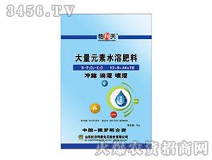 大量元素水溶肥17-9-34-艳阳天-红日阿康