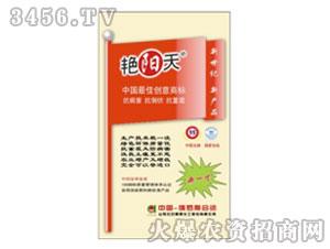 红日新一代384营养版艳阳天复合肥