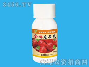 草莓专用座果灵-金牌化