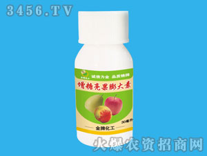 果树专用调节剂-增糖亮果膨大素-金牌化工