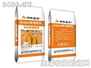硝基高塔复混肥料28-4-0(玉米专用)-百年皇牛