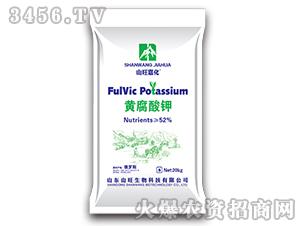 52%黄腐酸钾-山旺