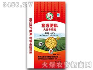 大豆专用掺混肥15-23-10-地依肥业