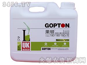 进口果顿高效大量元素流体肥180-180-180+TE-亚瑟夫