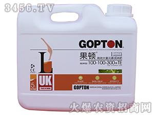 进口果顿高效大量元素流体肥100-100-300+TE-亚瑟夫